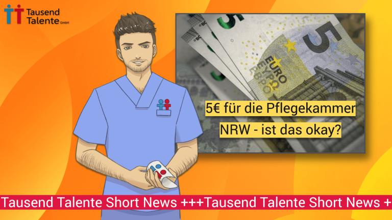 Pflegekammer-NRW-Beitrag-5-Euro-news